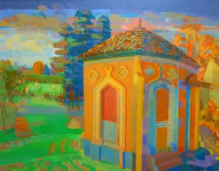 Summer House, Gildredge Park, Eastbourne